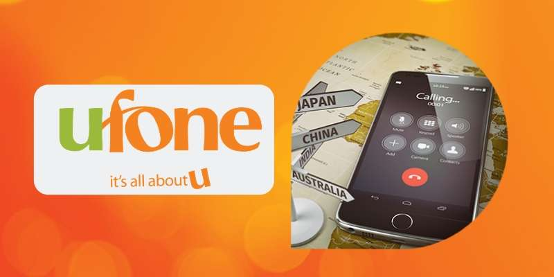 Ufone International Roaming Charges/Tariffs (Prepaid/Postpaid)