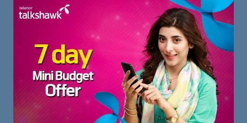 Telenor 7 Day Mini Budget Offer, Telenor 50 Minutes Mini Budget Offer, Telenor 100 Minutes Mini Budget Offer