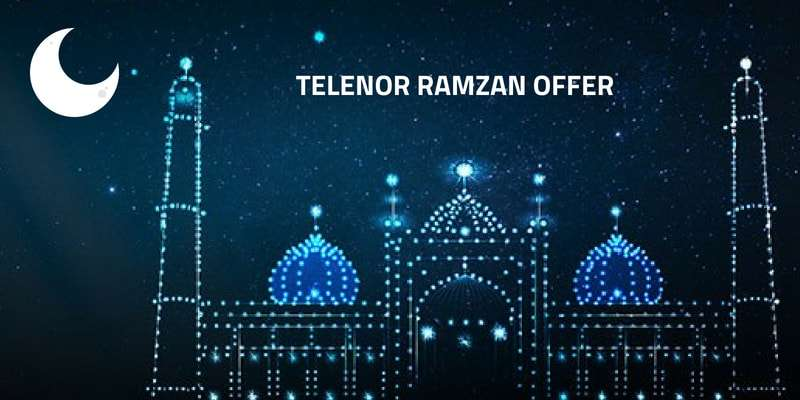 Telenor Ramzan Offers & Special Ramzan Discount Offer from Google Upto 100% Off