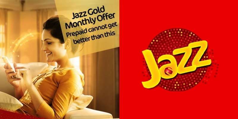 Jazz introduces Jazz Gold Monthly Offer in just Rs. 590 (How to Subscribe)