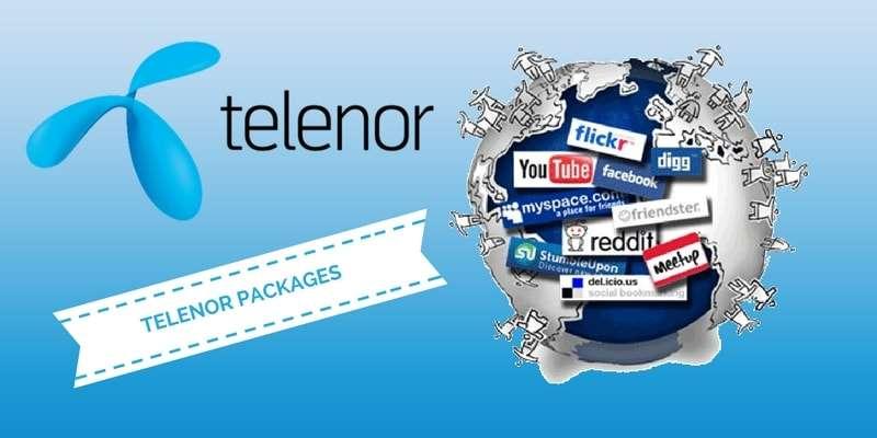 Telenor Packages (Telenor Economy, Telenor 30, Telenor A1 & Telenor Value) 2018