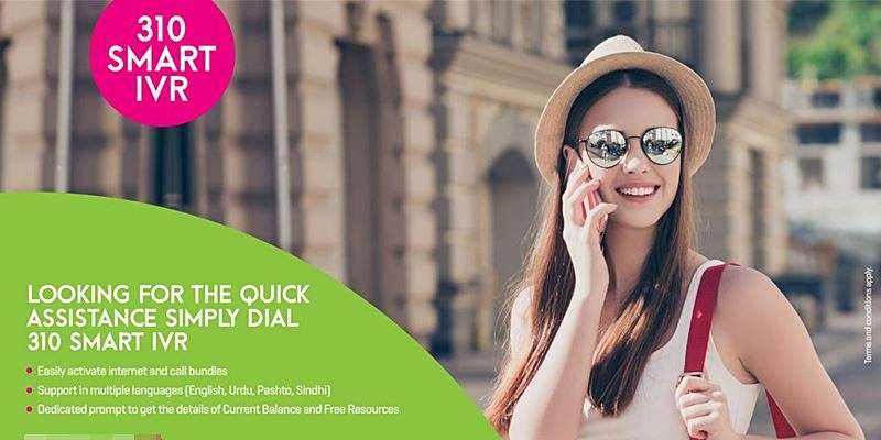 Zong 4G 310 Smart IVR is leading innovations in Customer Services