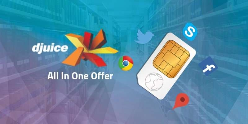 Telenor Djuice All In One Offer gives Rs. 75 Balance & 500MB Internet for 3 Days in Rs. 50