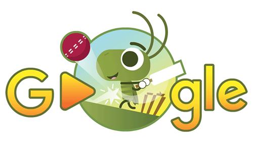 Google Doodle Cricket