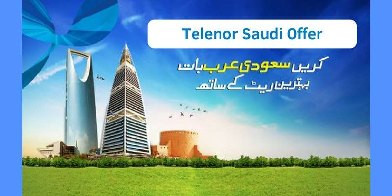 Telenor Saudi Roaming Bundle 2018 (Hajj / Umrah Service)