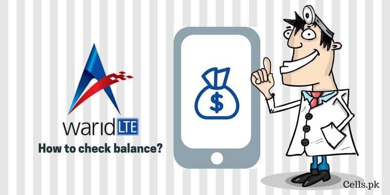 Warid Balance Check Code 2018 | Warid Balance Check Online (Latest)