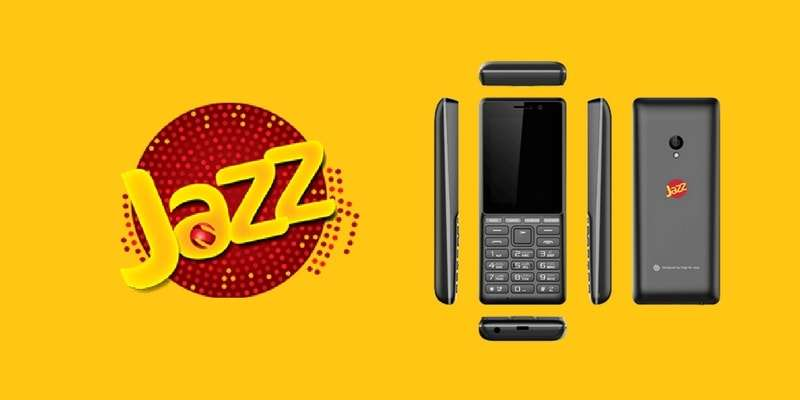 Jazz launches its first 4G enabled feature device (Digit1) for Pakistan known as Jazz Digit - 4G