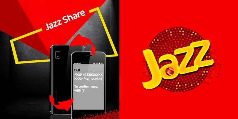 How to share Mobile Balance through Jazz Balance, Jazz Balance Share Service -  (Complete Details)