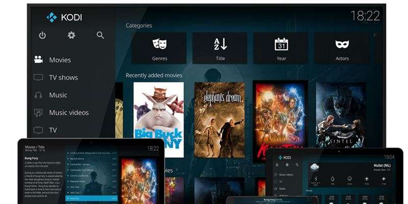 5 Best Kodi Live TV Addons 2019