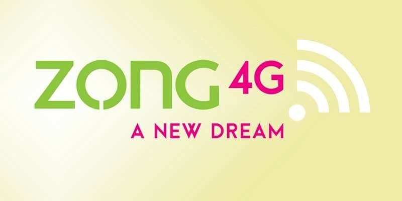 Zong 3G 4G Internet Packages