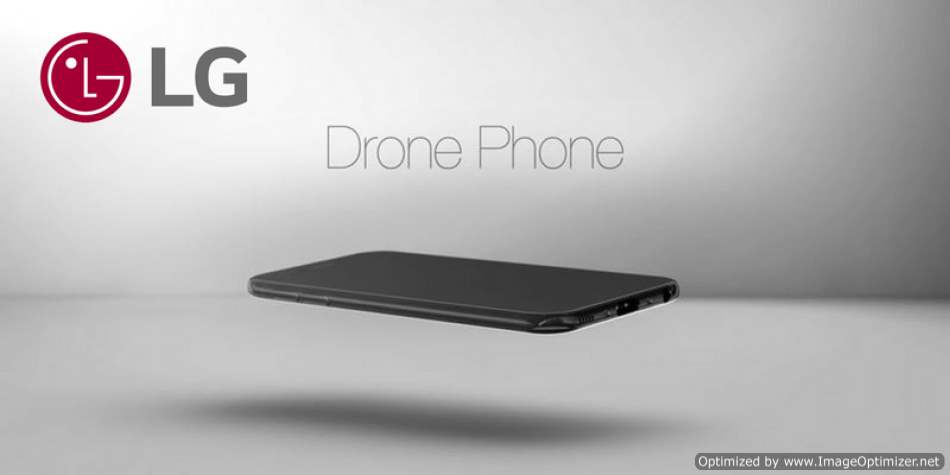 What Is Drone Phone And How It Works Meet LG Uplus