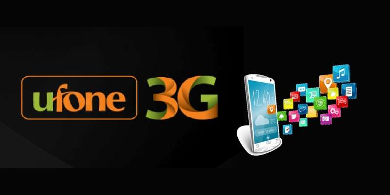 Ufone 3G Mobile Internet Packages (Complete Details)