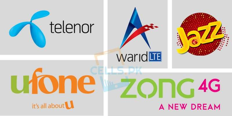Check Mobile Number Code 2019 | Zong, Mobilink Jazz, Telenor, Ufone