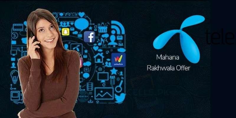 Telenor Mahana Rakhwala Offer (Complete Details)
