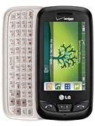 LG Cosmos Touch VN270
