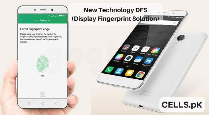 A new technology DFS (Display Fingerprint Solution) is ready to hit the market this year