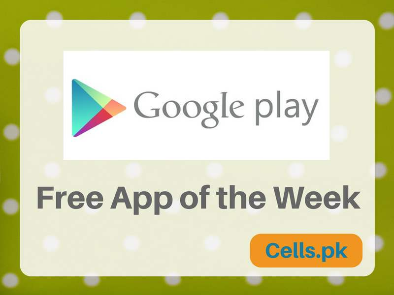 """""""Free App of the Week"""" feature added to Google Play Store"""