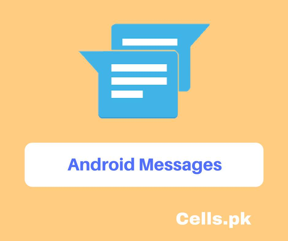 """""""Android Messages"""" to replace your default texting app to provide RCS, an upgraded sms service by Google"""