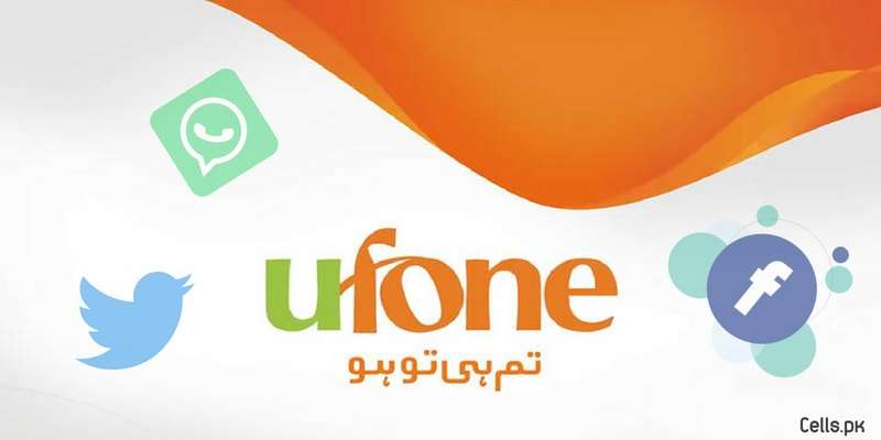 Ufone Daily Light Bucket 2018 | Enjoy WhatsApp, Facebook, Twitter, Line in just Rs. 10