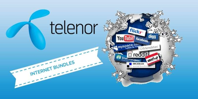 Complete Details of Telenor 4G Daily Lite Bundle, Telenor Weekly Plus Bundle & Telenor 4G Monthly Bundle (2018)