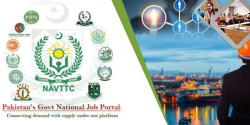 Pakistan's National Job Portal