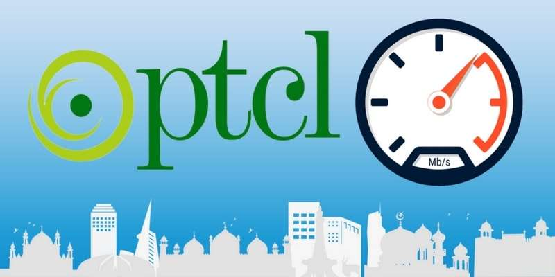 PTCL Speed test FREE (Live internet speed test) PTCL DSL, EVO, EVO Wingle, Charji & Fiber Optic