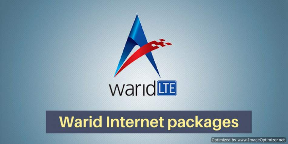 Warid Internet Prepaid / Postpaid Plans – Complete Details