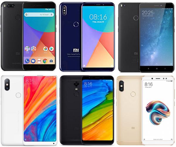 Xiomi Phones Pakistan