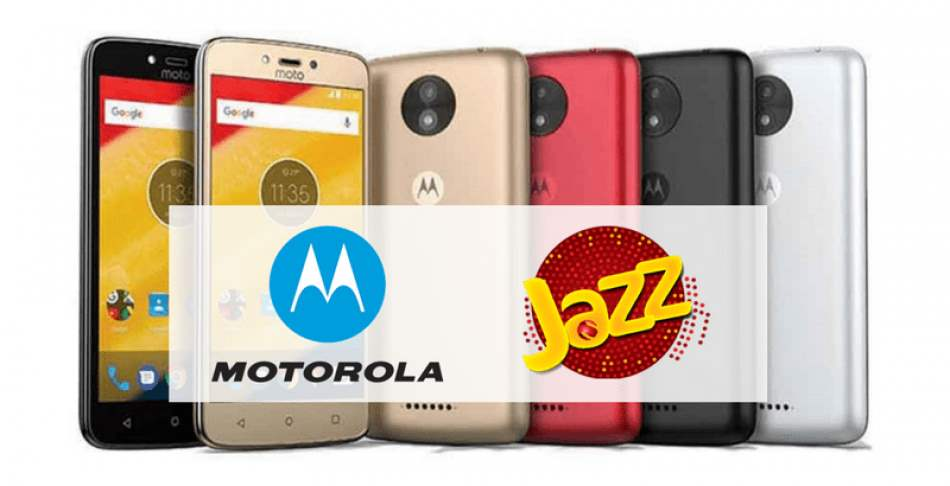 Moto C Plus: Coming soon with free 6Gb LTE data & a back cover at all Jazz Centers
