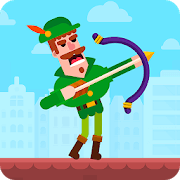 Bowmasters android game