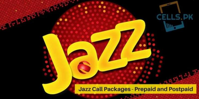 Mobilink Jazz Call Packages (Hourly, Midnight, Daily, 3-Day, Weekly, Monthly) Prepaid / Postpaid (Updated)