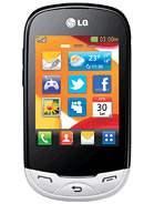 LG EGO T500