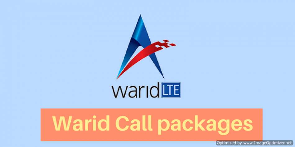 Warid Call Packages (3Day, Daily, Weekly and Monthly)