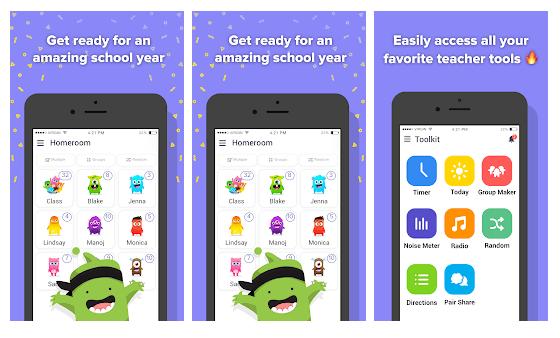 Classdojo App Overview