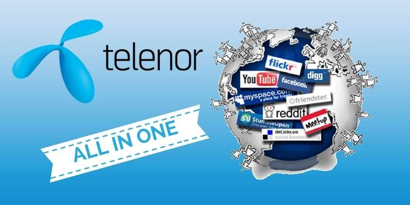 Get 500 MB 4G Internet, Rs. 75 Balance for All Networks with Telenor 4G ALL IN ONE OFFER