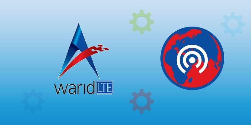 warid internet settings