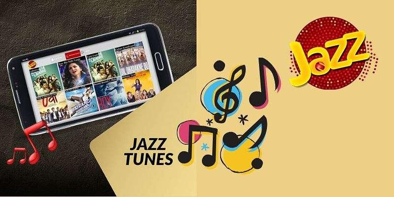 Jazz Caller Tunes Codes