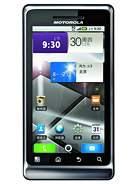 Motorola MILESTONE 2 ME722