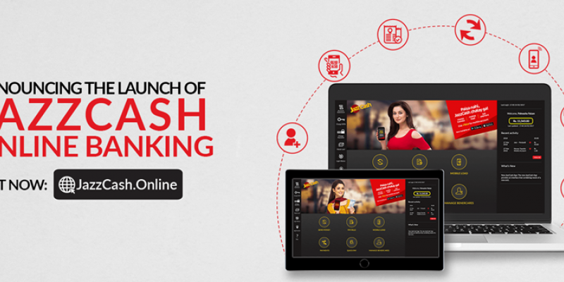 JazzCash Introduces an All New JazzCash App & Online Banking