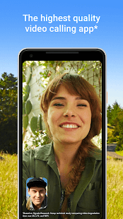 Google Duo high quality video calls