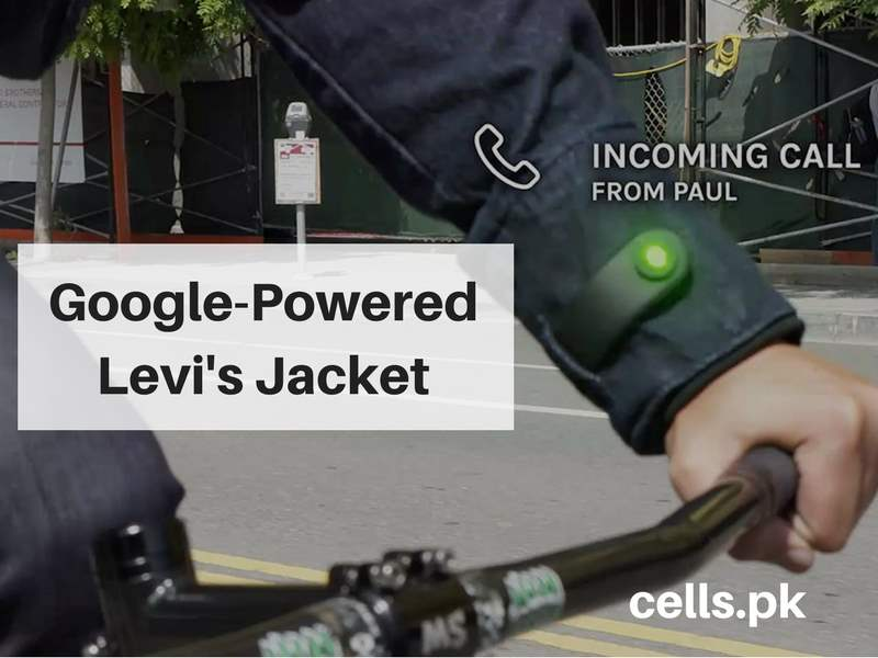 """Google and Levi's connected """"Smart Jacket"""" is ready to come out this fall with a price tag of $350"""