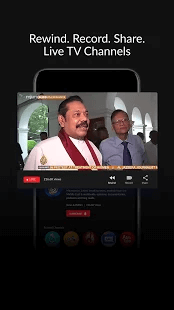 Jazz TV App Features