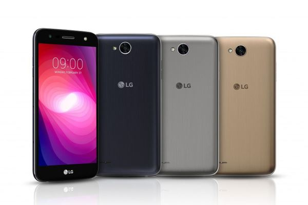 Block Number on LG