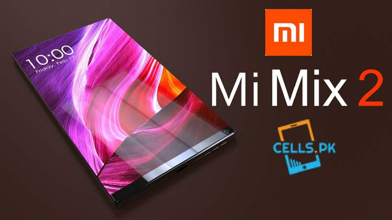 Mi Mix 2 announced officially by Xiaomi, with up to 99% screen to body ratio and awesome specs