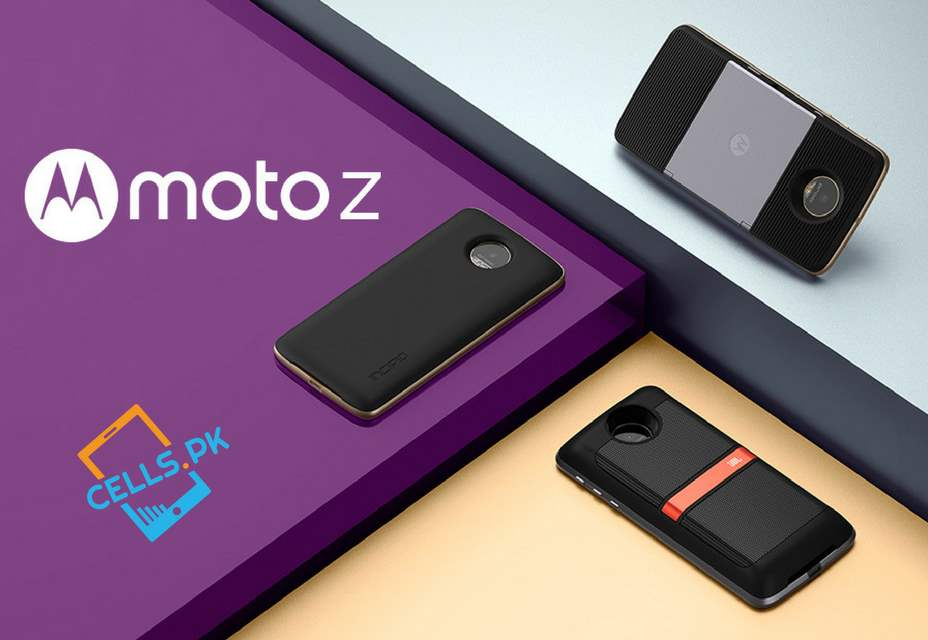 With the Launch of Moto Z, Motorola is all set to make a comeback in Pakistan