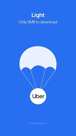Uber Light App