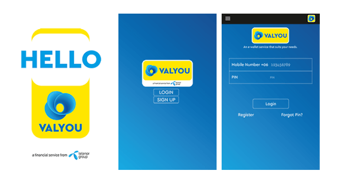 Blockchain payments Pakistan by Valyou