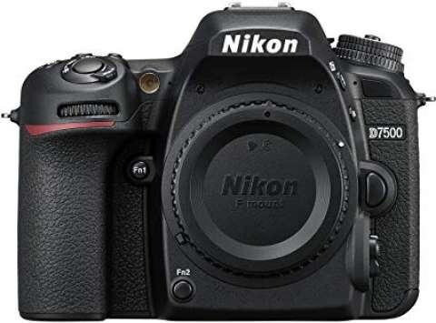 Nikon NIKON D7500