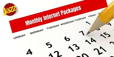 Jazz Packages Choose the best affordable Jazz Monthly Internet Package from this list