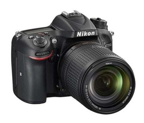 Nikon NIKON D7200